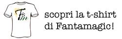 T-shirt Fantacalcio Fantamagic
