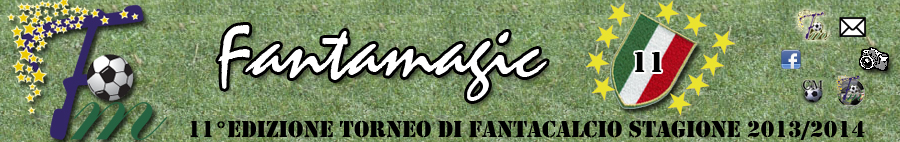 Fantamagic.it - I Campioni Giocano Qui...