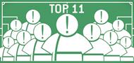 I Top 11 di Fantacalcio