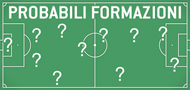 Le Probabili Formazioni di Serie A