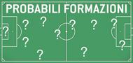 Le Probabili Formazioni di Serie A